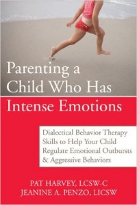 Child intense emotions